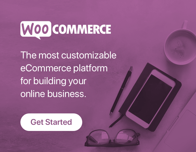 WooCommerce e-boutique